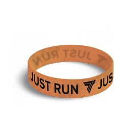 WRISTBAND 036 JUST RUN