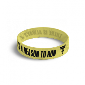 WRISTBAND 037 REASON TO RUN