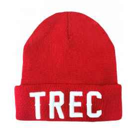 TW Winter Cap 009 TREC Red