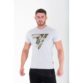 TW T-SHIRT PLAYHARD 013 CAMO GREY MELANGE