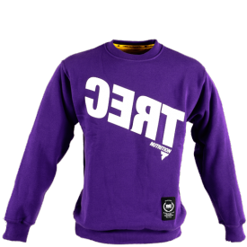 SWEATSHIRT TREC  PURPLE
