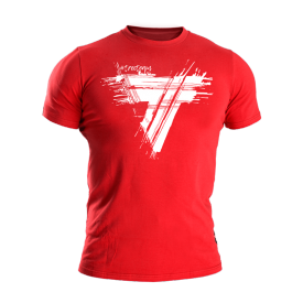TW T-SHIRT 051 SPLASH RED
